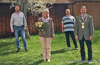 Steinwiesen: Stets die rechte Hand des Chefs - Neue Presse Coburg - Neue Presse Coburg