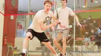 Squash - Erster Profi-Tour-Erfolg für Yannick Wilhelmi - St.Galler Tagblatt