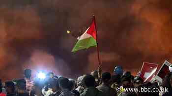 Jerusalem: Third night of violence ahead of planned Jewish nationalist march