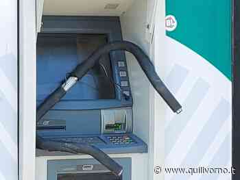 Allarme bomba in banca: arriva la polizia - QuiLivorno.it