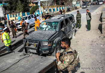 Bomba Afghanistan: Emergency, ricevuti 26 feriti - Asia - Agenzia ANSA
