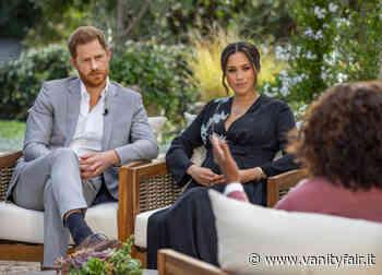 Harry «sapeva che con l intervista a Oprah avrebbe lanciato una bomba sulla royal family» - Vanity Fair Italia