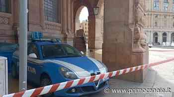 Allarme bomba in piazza De Ferrari a Genova per uno zaino abbandonato - Primocanale