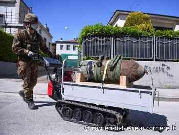 Bomba Day a Vicenza, sette ore per disinnescare l'ordigno bellico - Corriere della Sera