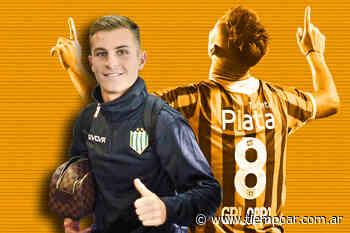 """Giuliano Galoppo: """"Así como supe que iba a llegar a Primera, sé que voy a jugar en Europa y la Selección"""" - Tiempo Argentino"""