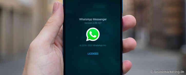 WhatsApp rudert zurück: Doch keine Einschränkungen bei Nichtzustimmung der AGB?