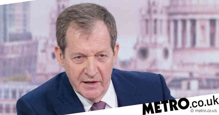 Alastair Campbell handed 'banned Ofcom word list' by Good Morning Britain bosses over fears he'll go 'full Malcolm Tucker'
