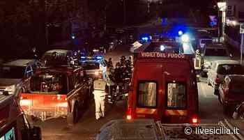 Attentato nella notte, esplode bomba: evacuato palazzo DIRETTA - Livesicilia.it