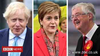 Election results 2021: PM calls Covid recovery summit after SNP victory