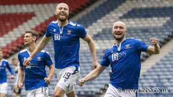 St Mirren 1-2 St Johnstone: Callum Davidson's side through to Scottish Cup final