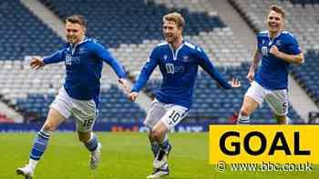 Scottish Cup: St Johnstone v St Mirren - watch Glenn Middleton's stunning free-kick