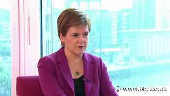 Sturgeon: Referendum court challenge would be 'absurd'