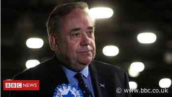 Scottish election results 2021: Alex Salmond fails to be elected as MSP