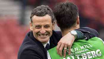 Hibs proved their mettle, says Jack Ross after semi-final win