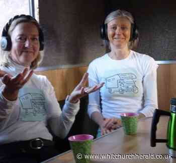Hanmer pair launched lockdown podcast 'from the horsebox' - Whitchurch Herald