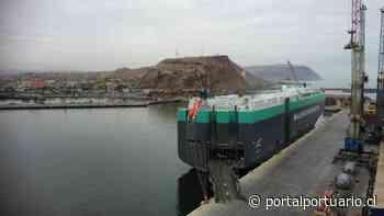 Wallenius Wilhelmsen Ocean hace su primera recalada a Puerto de Arica - PortalPortuario