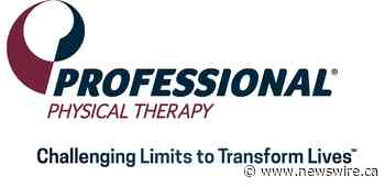 Professional Physical Therapy Expands With Two Simultaneous Acquisitions