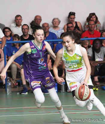 Tournoi de basket Stade municipal Albert Chenard samedi 3 juillet 2021 - Unidivers