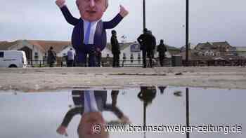 Regierung: König nur von England: Boris Johnson und das zerrissene Land