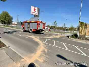 ▷ Einsatz #64: Ölspur - Eppingen.org