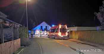 Eppingen-Kleingartach: Wohnmobil-Brand breitete sich aus (Update) - Rhein-Neckar Zeitung