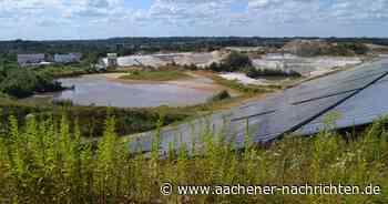 Pläne in Baesweiler: Solarpark am Fuße der Kohlenhalde? - Aachener Nachrichten