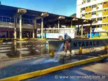 Prefeitura diz que Cantagalo vive seu pior momento da pandemia - Serra News