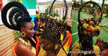 El arte se hizo trenzas en concurso de peinados afro en Istmina - http://www.radionacional.co/