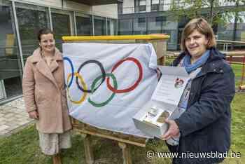 Huis van het Kind lanceert Olympische geschenkdoos