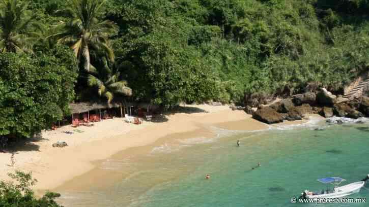 Turistas extranjeros que viajaron a Puerto Escondido dieron positivo a variante británica de covid - Proceso