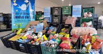 Banco de Alimentos recebe doações do município de Carlos Barbosa - Jornal Correio do Povo