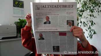 Zum 40. Vereinsjubiläum erscheint der »Altstadtbrief« in einer Sonderedition - Kreisbote