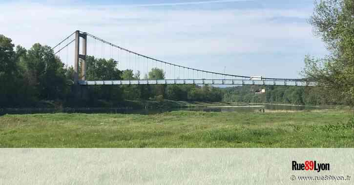Sud de Lyon : quel avenir pour le vieux pont de Vernaison ? - Rue89Lyon