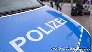 Schottersteine auf Schienen: Zugachse beschädigt - Süddeutsche Zeitung