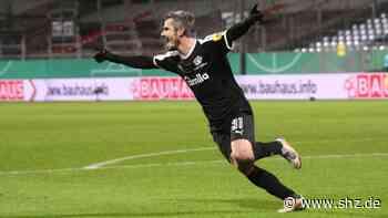 SHFV-Auszeichnung: Fin Bartels ist Schleswig-Holsteins Fußballer des Jahres 2020 | shz.de - shz.de