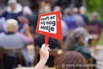 Gezocht: in zes Gentse parken mag deze zomer een eet- en drankkraampje komen