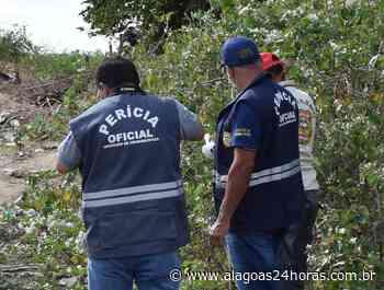 Populares acionam polícia após achar cadáver em região de mata em Satuba - Alagoas 24 Horas