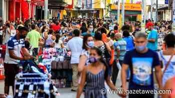 Covid: Satuba, Maceió e Roteiro têm mais óbitos por cem mil habitantes - Gazetaweb.com