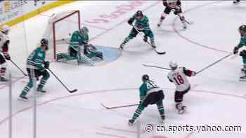 a Goal from San Jose Sharks vs. Arizona Coyotes - Yahoo Canada Sports