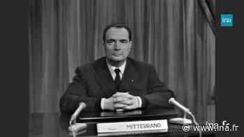 1965-1981, le long chemin de Mitterrand vers l'Elysée - Institut National de l'Audiovisuel