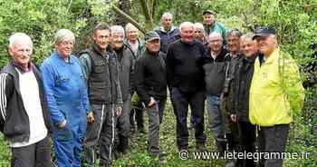 Chemin de randonnée : un nouveau tronçon à Kerdeland en Guiclan - Le Télégramme