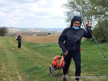 Millau. C'est reparti pour un tour pour Luc Pace ! - Millavois.com