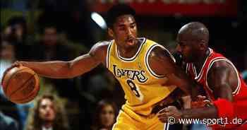 Basketball Hall of Fame: Michael Jordan hält Rede für Kobe Bryant - SPORT1