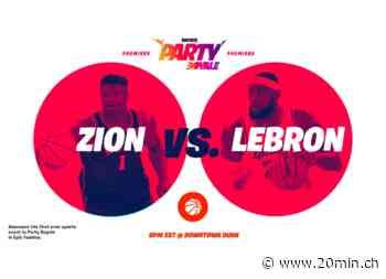 The Rock, LeBron James und Popstars - Diese Stars werden in «Fortnite» erwartet - 20 Minuten