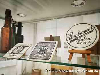 Brauerei-Ausstellung in Guben eröffnet - Niederlausitz Aktuell - NIEDERLAUSITZ aktuell