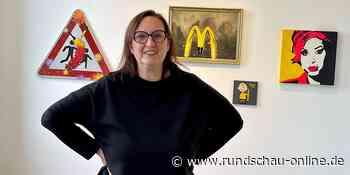 Galeristin in Eitorf: Carmen Vetere führt seit 30 Jahren die Galerie Incontro - Kölnische Rundschau