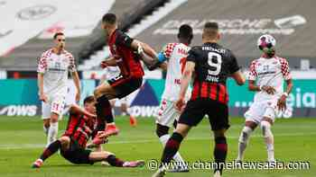 Football: Late Hrustic goal keeps Eintracht in Champions League contention - CNA