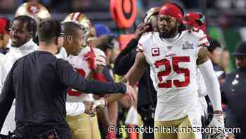 Richard Sherman, 49ers have discussed contract, but nothing is imminent