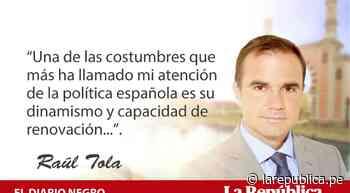 Políticos vitalicios, por Raúl Tola - LaRepública.pe