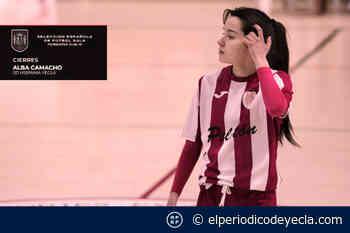 Alba Camacho, del Hispania, convocada por la selección española sub-19 - elperiodicodeyecla.com